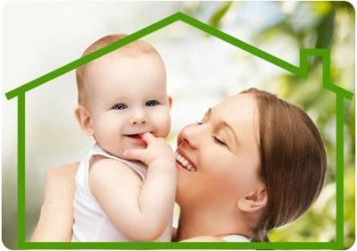 Оформление регистрации детей в квартиру: какие документы нужны для прописки ребенка по месту жительства?